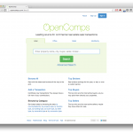 OpenComps Home Page